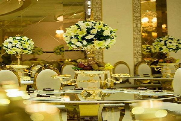 برگزاری مجالس عروسی